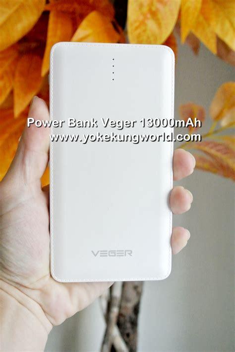 Power Bank Veger 13000 Mah Veger V90 ร ว ว แบตสำรอง แบตสำรอง veger power bank veger