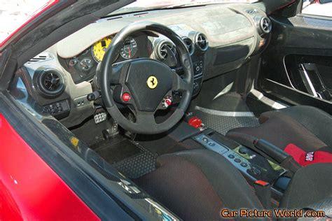 430 Scuderia Interior by 2008 430 Scuderia Interior Picture