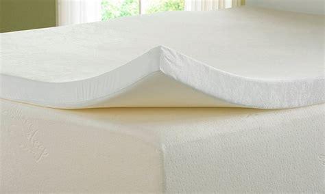 Memory Foam Mattress Topper Dubai by Dreamcatcher Memory Foam Mattress Topper From Aed 229 60