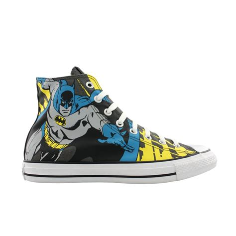 batman shoes converse all hi batman athletic shoe batman journeys