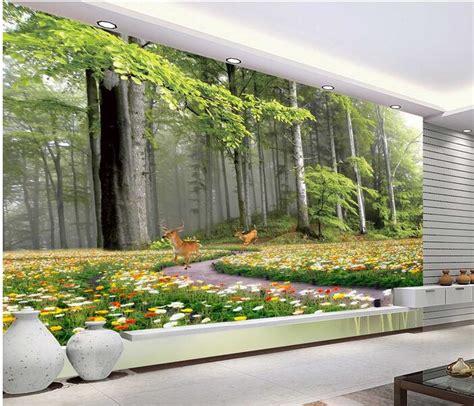 nature murals for walls get cheap wall nature aliexpress alibaba