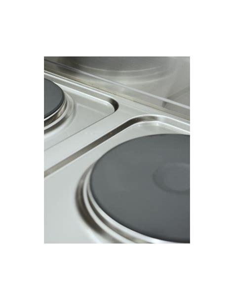 cucine piastre elettriche cucina elettrica 4 piastre con forno elettrico a
