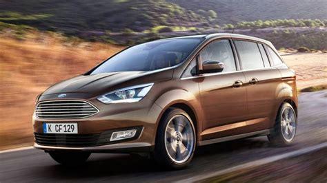 wann kommt der neue ford c max der neue ford c max 2015