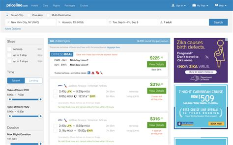 Priceline Bid A Complete Guide To Booking Travel With Priceline In Depth