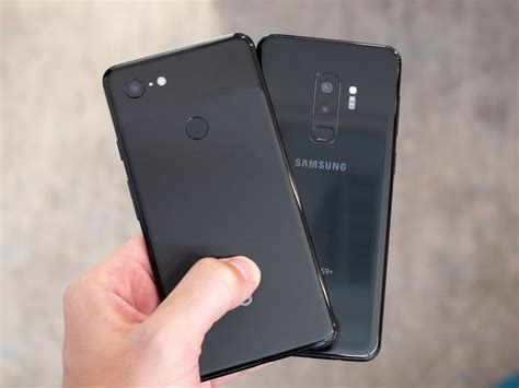 pixel 3 xl vs samsung galaxy s9 which should you buy android central