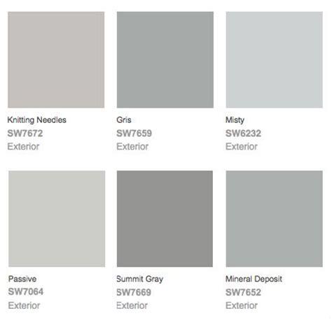 grey colors sherwin williams colors