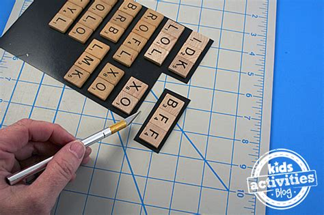 scrabble exchange tiles how to make scrabble tile crafts
