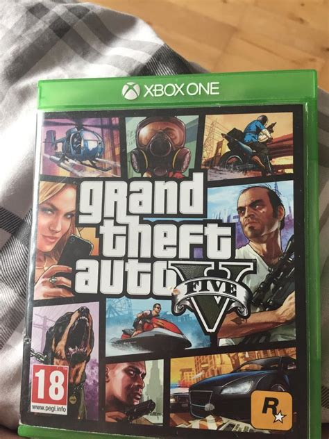 Xbox One Gta V gta v xbox one in inverness highland gumtree