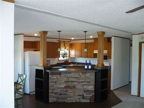 Mobile Homes Kitchen Designs Manufactured Home Kitchens Manufactured Home And Mobile Home Floor Plans Douglas Model Photos