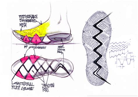 Kyrie 4 Sketches by Nike Kyrie 4 Release Info Sneakernews