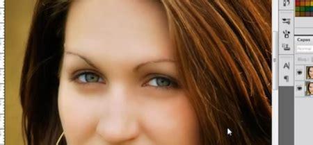 tutorial photoshop cs5 retoque de piel maquillaje y efectos tutoriales photoshop cs5 retoque fotografico profesional