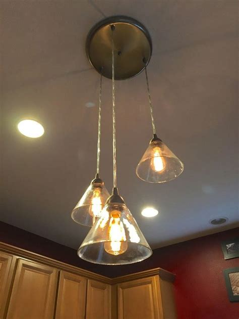 update kitchen lighting kitchen lighting update hometalk