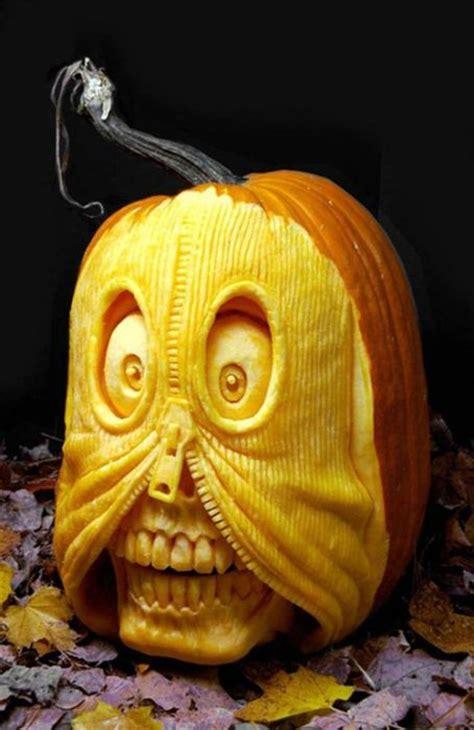 amazing pumpkin carvings pumpkin carvings damn cool pictures