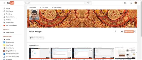 youtube channel layout creator 18 best practices for youtube marketing elegant themes blog