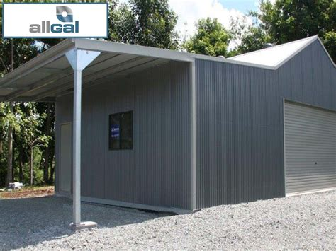 Sheds Gosford by Allgal Residential Rural Steel Frame Buildings Garage