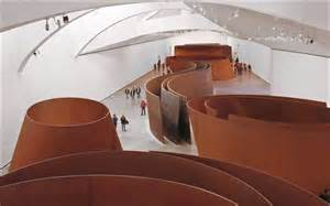 Modern Minimalist Artist richard serra master metal artist art amp architectural