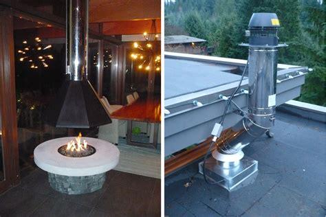 chimney outdoor pit suspended outdoor pit chimney karenefoley