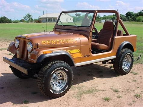 85 jeep cj7 85 cj7 renegade great rides cars and more