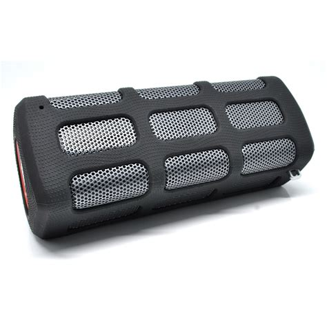 powerbank bass bluetooth speaker 4000 mah black jakartanotebook