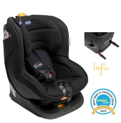 chicco reclining car seat new chicco black oasys group 1 isofix reclining car seat