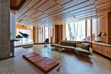 the home interior toronto home doubles as concert venue designed by