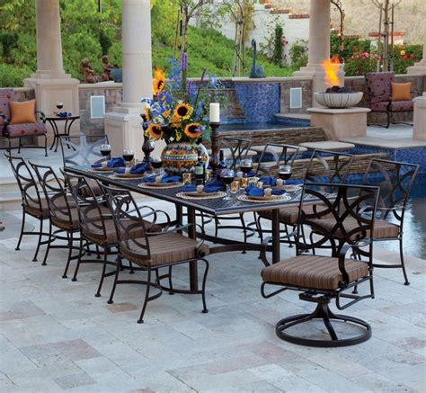 outdoor dining room sets incredible outdoor furniture dining dining room patio