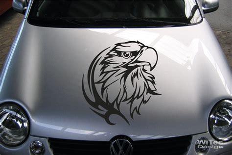 Motorhauben Aufkleber Tribal by Autoaufkleber Adler Tribal Auto Aufkleber Motorhaube