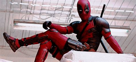 imagenes 4k gif deadpool waiting style animated gif 4374698 by