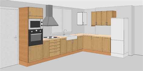 l kitchen layout how to design an l shaped kitchen layouts home designing