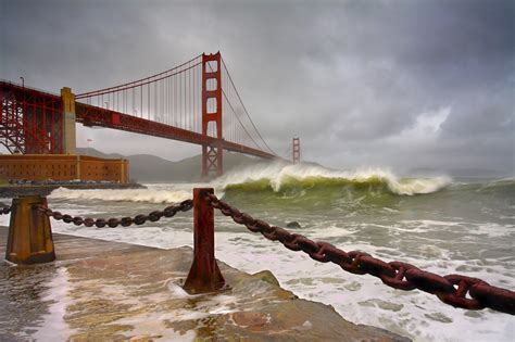 Surfing San Francisco by Around San Francisco Extraordinary Photography By