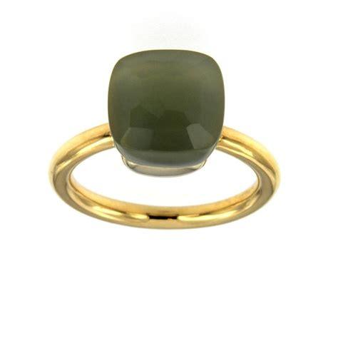 anello tipo pomellato outlet dei preziosi anello oro giallo 750 1000 tipo