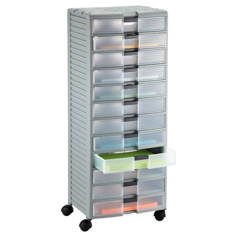 Container Store Drawer 12 drawer storage chest the container store