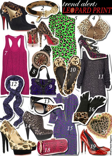 Trend Alert Seeing Leopard Spots by Choc Confidences Chic Choc