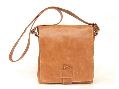 Handmade Leather Bags - the stylish handmade leather bag gadgetsin