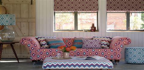 navajo home decor navajo fabrics from clarke clarke