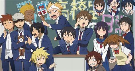 anime terbaik ngakak 25 anime komedi terbaik yang paling lucu dan bikin ngakak