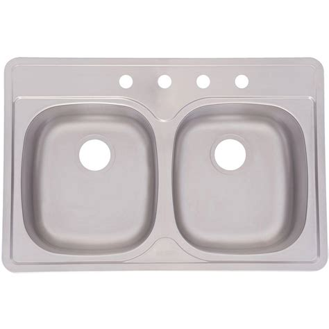 frankeusa sinks franke drop in stainless steel 33x22x8 4 bowl