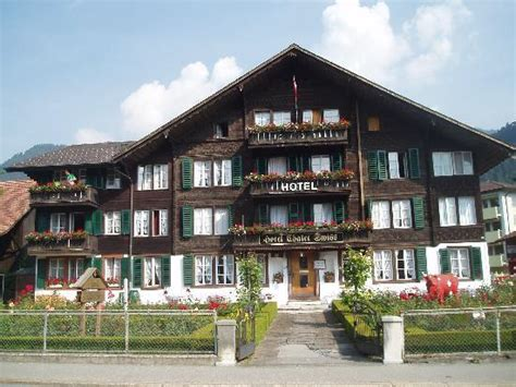 swiss hotel hotel chalet swiss interlaken switzerland reviews