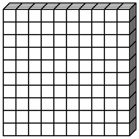 math block coloring pages ten clipart clipart panda free clipart images