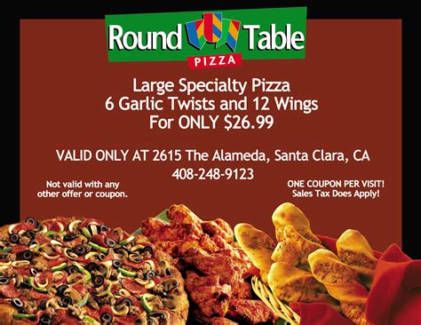 table buffet coupon table pizza ads by elyssa montour at coroflot