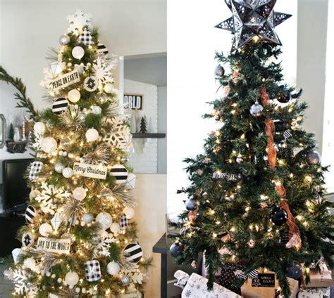 uniquely decorated christmas trees 20 unique tree decorating ideas amotherworld