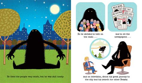 The Lonely Beast Outline by We Ve Survived Until The Last Week Of Term Hoorah Madeleine Lindley