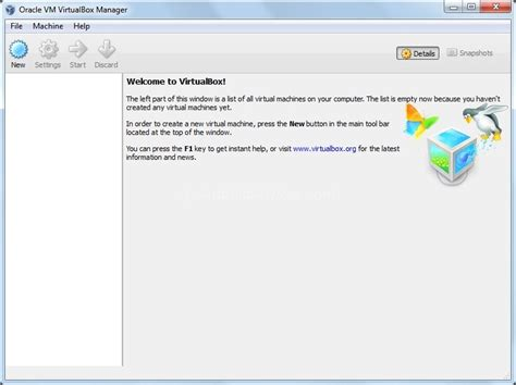 tutorial oracle vm virtualbox manager how to install and run android 4 0 ics on windows pc