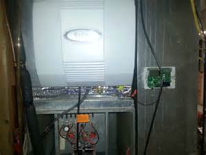 aprilaire 700 install in rheem air handler with no board doityourself community forums
