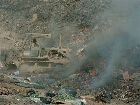 burning pit of open air burn pits leave troops sickly business insider