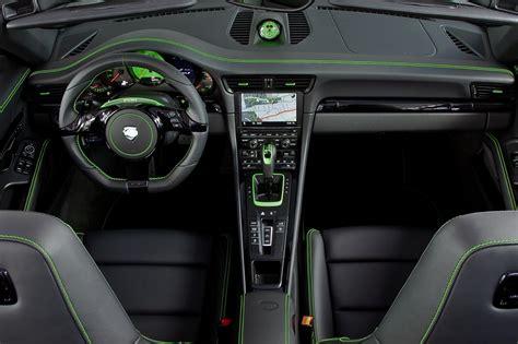 Porsche 991 Interior by Techart 991 Porsche 911 4s Interior Dash