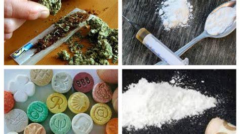 diversi tipi di droghe da dove arriva la droga a sanremo e napoli