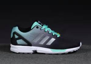 Adidas zx flux gradient black mint 1 adidas zx flux gradient
