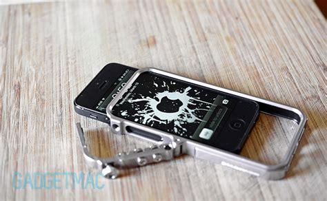 4th design trigger aluminum iphone 5 bumper review gadgetmac