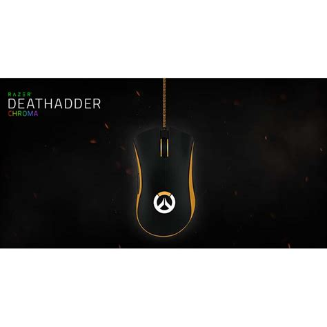 Sale Razer Deathadder Chroma Overwatch Edition razer deathadder chroma overwatch edition